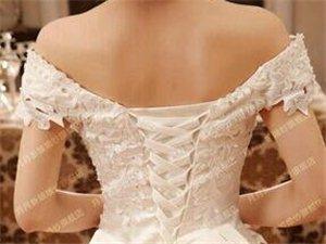 出售婚纱啦!