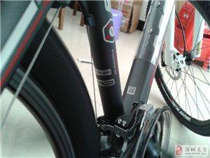 漂亮的2014台湾版公爵600自行车(27速,双油碟,HFS车架)