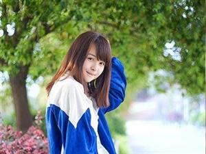 长沙中学一学生妹生活照,清纯可爱,太美了!
