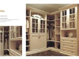 家德利衣柜、��桌柜定制
