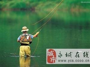 今天下雨,最美的钓鱼时间。走起