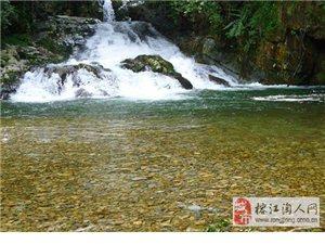 小丹江四道瀑