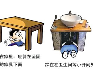 蓬溪城市在线5.12防灾减灾日安全教育:十大灾害防范措施!