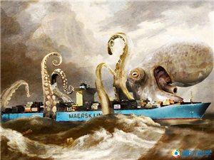 生活在深海中的恐怖生物