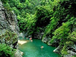 【最美家乡】家乡美一安化最高山峰九龙池与辰山