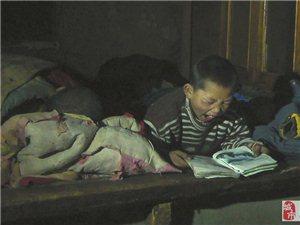 心酸的故事:年仅8岁的孩子支撑破碎的家