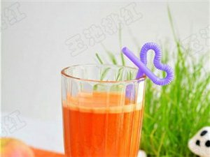胡萝卜苹果汁――原汁原味,健康营养无添加