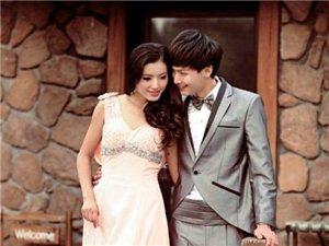 一组随风起舞婚纱摄影作品,来源全球热恋