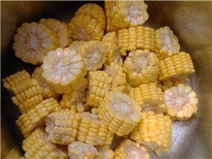 虫草花玉米炖排骨(图)