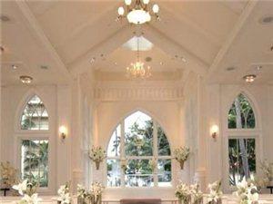 室内仪式婚礼场地布置
