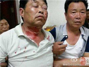 运城夏县近百不明身份者暴力征地