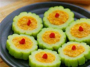 夏季最佳去火菜!苦瓜的8种花样做法