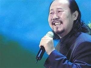 著名歌唱家腾格尔将来<B