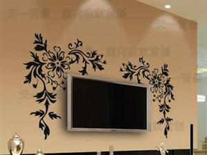 超越墙纸,取代手绘。