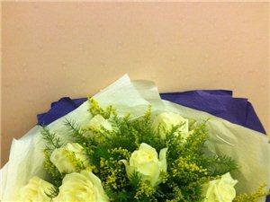 一束花,一个美好的心情