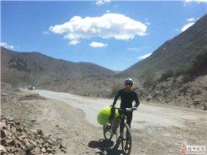 【5月25日】第10天:骑行在天路之上,累并快乐着