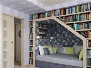 别有洞天的书房