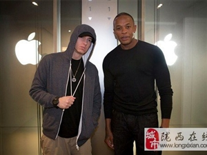 苹果这次唱了一首难懂的Hip Hop歌曲