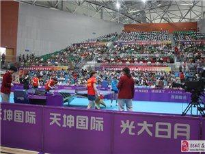 2014乒超联赛八一女队东平首赛开门红 3比1轻取大连海昌