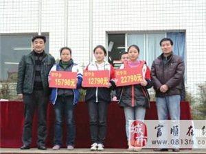富顺第一中学校 2014 年高中招生简章