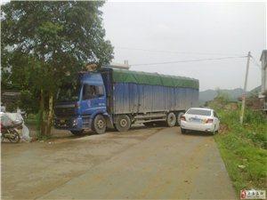 一货车差点事故,日常检查一定要做到位(图)