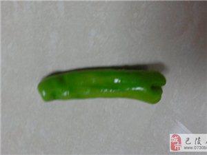 三个屁股的辣椒是不是有点怪?为嘛
