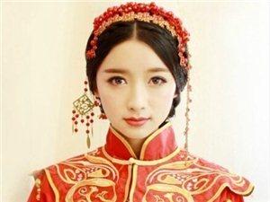 中式婚礼之新娘发型,端庄典雅,超级美!!
