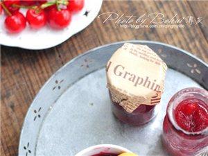 水果季最不容错过的美味樱桃果酱