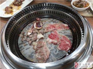 霞山步行街谷田韩式烤肉