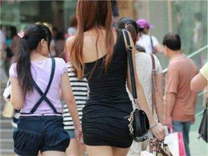 南京美女夏天街拍