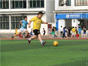 赛足球促和谐,喜迎世界杯