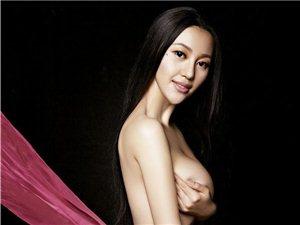 苏梓玲全裸拍《粉红丝带》公益写真(高清图)