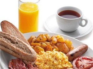 各位记得每天吃早餐哦~~