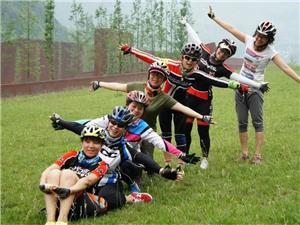 盐亭UCC单车俱乐部6月22星期日骑行计划