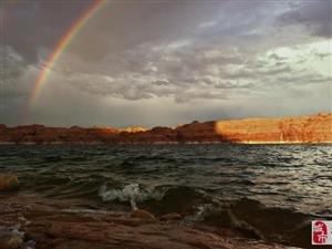 收集的彩虹美景