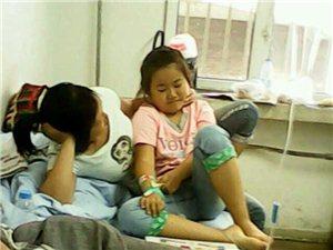 支援白血病女孩:邱美晶