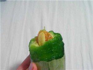 这叫树瓜还是叫熟瓜?特别好吃,皮儿脆,又香又甜!