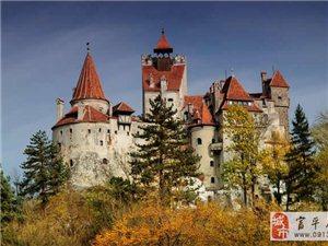 你想住在吸血鬼的城堡么?