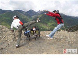 CHINA车队007完成滇藏线骑行!