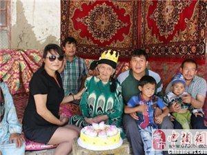世界上最长寿老人迎128岁生日  人生经历三个世纪