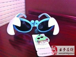 给孩子买太阳镜不要太花哨 长时间佩戴不适宜