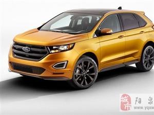 新SUV:福特锐界
