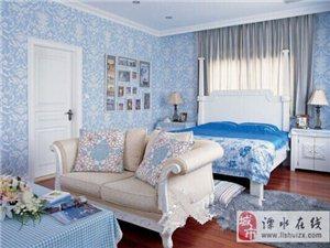打造纯净自然的少女系列甜美卧室
