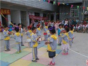 泸县义工走访三界小学庆祝6.1儿童节