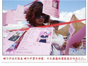 【美丽隰州】鹊桥――2014单身青年联谊会盛大举行