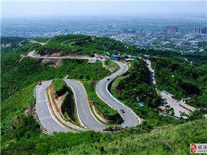 西安最美�P山公路――�P山大道(完�Y篇)