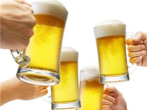 啤酒泡沫可判断啤酒品质