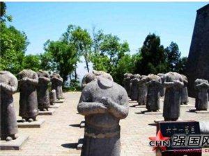 为武则天守陵的61尊石像为何都没脑袋