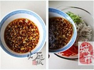 爽心凉拌菜:金针菇拌黄瓜