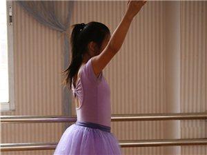 【月舞秋桦】芭蕾舞教学过程展示
